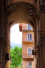 659 - Bastia rue Monseigneur Rigo (paspog) Tags: bastia corse ruemonseigneurrigo corsica france mai may 2018 façades fassaden facades