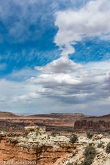 Desert Cloudscape (Ralph Earlandson) Tags: coloradoplateau desert utah capitolreef clouds