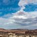 Desert Cloudscape