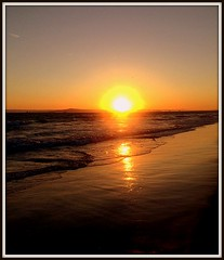 Sunset in Long Beach (magister111) Tags: sunsets usa california sea