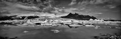 Iceland (a.penny) Tags: fjallsárlón iceland island glacier gletscher see lake apenny nikon d7100 panorama