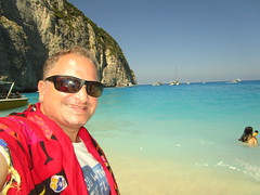 IMG_1118 (SyrianSindibad) Tags: greece zakynthos navagiobeach shipwreckbeach smugglerscove