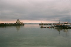 harbour (szmenazsófi) Tags: smenasymbol lomo smena analog analogue film 35mm harbour ramsgate kent england sea seaside
