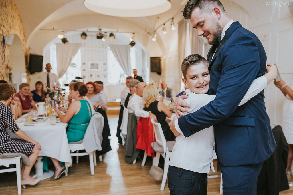 486 - ZAPAROWANA - Kameralny ślub z weselem w Bistro Warszawa