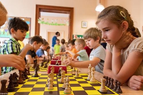 VIII Turniej Szachowy Przedszkolaków o Mistrzostwo Świdnicy-10