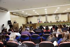 19.06.2018 - Prefeito participa da outorga da Medalha do Mérito Acadêmico