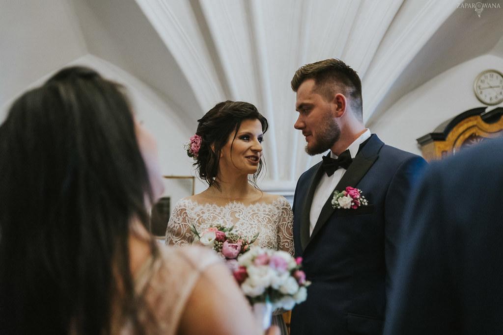 128 - ZAPAROWANA - Kameralny ślub z weselem w Bistro Warszawa