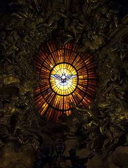 Holy Dove (heric09) Tags: dove vatican italy stpeters basilica church throne