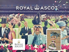 "Royal Ascot Race Meeting ! • <a style=""font-size:0.8em;"" href=""http://www.flickr.com/photos/38856290@N00/42937660531/"" target=""_blank"">View on Flickr</a>"