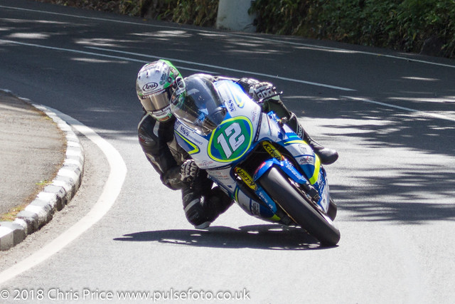 Isle of Man TT 2018: Lightweight TT