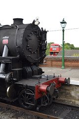 S160 no.5197 at North Weald [8 of 9] (parkgateparker) Tags: s160 usatc eppingongarrailway northweald 5197