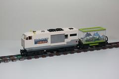 LEGO Boost Train