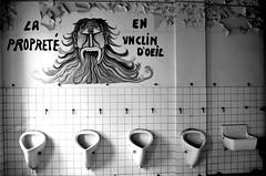 WC art (Philippe Haumesser Photographies (+ 6000 000 view)) Tags: wc art graffitis tags paint peinture nikond7000 pissoir lavabo nikon d7000 reflex urbex