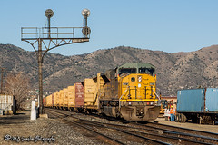 UP 8073 | EMD SD9043MAC | UP Mojave Subdivision (M.J. Scanlon) Tags: business california canon capture cargo commerce digital emd eos engine freight haul horsepower image impression landscape locomotive logistics mjscanlon mjscanlonphotography merchandise mojo move mover moving ns7301 outdoor outdoors perspective photo photograph photographer photography picture rail railfan railfanning railroad railroader railway sd70acu sd9043mac scanlon steelwheels super track train trains transport transportation up up8073 upmojavesubdivision view wow ©mjscanlon ©mjscanlonphotography tehachapi