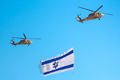 Blue & White (Cataphract) Tags: 123squadron 176 503 536 aircraft blackhawk flightacademy hatzerim helicopter israeliairforce sikorsky uh60 yanshuf flag graduation pilot ranks ezorbesor southdistrict israel