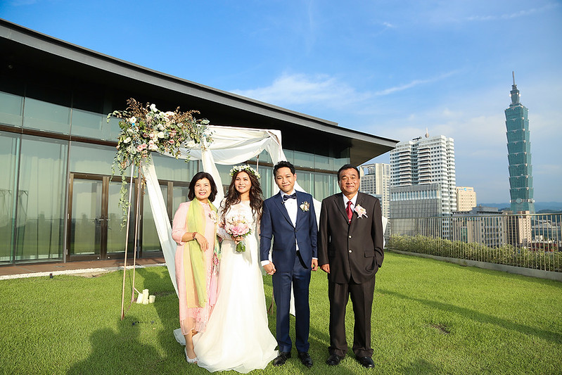 婚顧,婚禮顧問,戶外婚禮,松菸文創,西式婚禮,婚禮布置