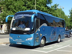 BN63NYW (47604) Tags: bn63nyw edwards bus coach oxford kinglong