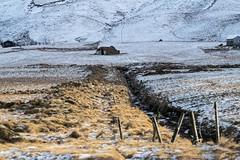 Islande, Skógafoss, 6 (Patrick.Raymond (4M views)) Tags: islande nikon hdr froid gel cascade hiver