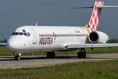 Volotea / B712 / EC-MEZ / LFRS (_Wouter Cooremans) Tags: nte spotting aviation nantes spotter avgeek airplanespotting volotea b712 ecmez lfrs
