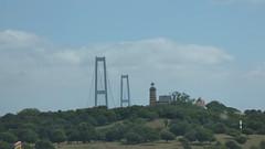 Brücke / Bridge (FI:KU) Tags: brücke bridge leuchtturm landscape landschaft himmel sky
