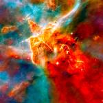 Star Formation in the Carina Nebula, variant thumbnail