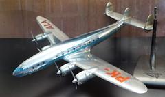 KNILM Lockheed L-749 (frolair) Tags: l749 constellation knilm dutchindies model aviodrome pkala montevideo mvd lockheed phtep cn2025 batavia jakarta aviationmuseum royaldutchindiesairlines