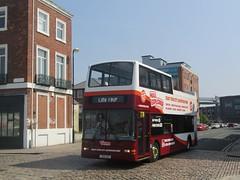 East Yorkshire 888 T510SSG Wellington St, Hull on Hull Explorer (2) (1280x960) (dearingbuspix) Tags: eyms eastyorkshire 888 t510ssg hullexplorer goahead gonortheast