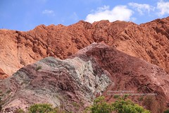 Purmamarca (blauepics) Tags: argentina argentinien jujuy province provinz provincia nord north andes anden landscape landschaft berge mountains purmamarca red rot green grün colours farben rocks felsen unesco world heritage site weltkulturerbe quebrade de huamhuaca