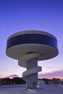 Spiral sunset / Atardecer en espiral