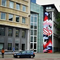 #electriclove / #art by #Toykyo. . #Gent #Belgium #streetart #graffiti #urbanart #graffitiart #streetartbelgium #graffitibelgium #sorrynotsorrygent #visitgent #urbanart_daily #graffitiart_daily #streetarteverywhere #streetart_daily #ilovestreetart #igerss (Ferdinand 'Ferre' Feys) Tags: instagram gent ghent gand belgium belgique belgië streetart artdelarue graffitiart graffiti graff urbanart urbanarte arteurbano ferdinandfeys