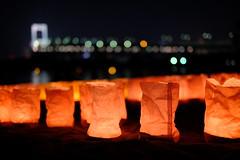 Odaiba, Tokyo, Japan (dasayo) Tags: night light bridge