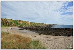 Skatie Shore (Marc Gordon'74) Tags: sand stonehaven deeside aberdeenshire skatieshore beach rocks sea