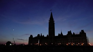 Northern Lights - Light and Sound Show  - Ottawa
