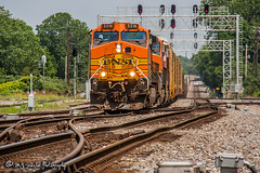 BNSF 5316 | GE C44-9W | BNSF Thayer South Subdivision (M.J. Scanlon) Tags: bnsf5316 bnsfrailway business c449w cnjunction canon capture cargo commerce digital eos engine freight ge haul horsepower image impression landscape locomotive logistics mjscanlon mjscanlonphotography main2 manifest memphis merchandise mixedfreight mojo move mover moving outdoor outdoors perspective photo photograph photographer photography picture rail railfan railfanning railroad railroader railway scanlon steelwheels super tennessee track train trains transport transportation view wow bnsfthayersouthsubdivision ©mjscanlon ©mjscanlonphotography