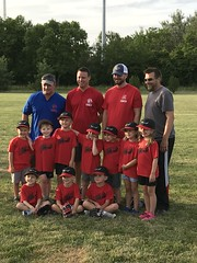 "Paul's First T-Ball Team • <a style=""font-size:0.8em;"" href=""http://www.flickr.com/photos/109120354@N07/43501155672/"" target=""_blank"">View on Flickr</a>"