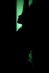 Entre Sombras y Líneas (2) (matiasrquiroga) Tags: profile silhouette silueta perfil photoshoot lines shadows light sombras side