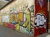 Pencil street art (crayons-créons) (Linda DV (away)) Tags: lindadevolder lumix brussels belgium 2018 geotagged city streetart urbanart urbanculture pencilstreetart crayonscréons crayon créons ribbet