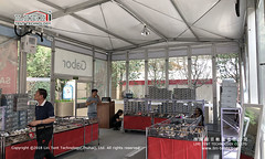 Pop Up Shop Tent & Temporary Store (Liri Tent) Tags: liritent popupshop popupstore clearmarquee temporarystore cleartent glasstent marqueetent tenthall thermorooftent cubetent eventtent eventmarquee