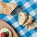 Raspberry Goat Cheese Crackers