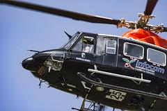 DSC_4694 (Jesus DTT) Tags: extinción incendio forestal aéreos helicóptero fuego apagar agua pantano embalsegasset infocam bell412