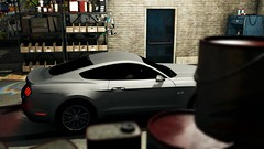 2015 Mustang GT | Watch_Dogs (Stellasin) Tags: aiden gaming game dark darkness car cars beauty beautiful blur city downtown dogs mods road engine weather reflection ford graphics hot photography screenshot buildings