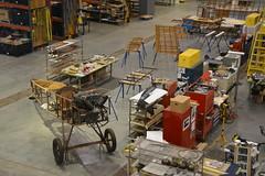 NASM_0131 restoration - biplane (kurtsj00) Tags: nationalairandspacemuseum nasm smithsonian udvarhazy mary baker engen restoration hangar