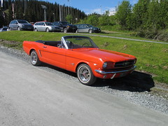 1964 Ford Mustang Convertible (Stig Baumeyer) Tags: ford fomoco mustang convertible cabriolet fordmustang 1964ford 1964fordmustang fordmustangconvertible 1964fordmustangconvertible