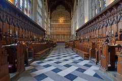 New College Chapel (Thomas Roland) Tags: history historic reredos altar university new college constituent cloisters kloster church chapel kapel kirke travel rejse trip city by oxford uk great britain england oxfordshire nikon d7000 spring march marts forår 2018