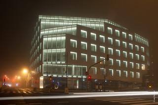 Banque de Luxembourg Expansion-Christian Bauer & Associés + Arquitectonica Int. Corp. 2012