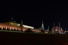 DSC_0802 (Pablo Genero) Tags: rusia russia kremlin plazaroja plaza roja noche night longexposure light largaexposicion luces moscú moscow
