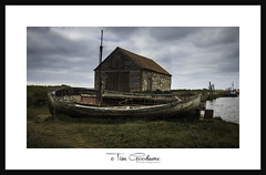 A moment in time (timgoodacre) Tags: shipwreck wreck ships boat boating boattiller sea seaside water sky landscape