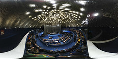 Plenário do Senado (Senado Federal) Tags: ordemdodia plenário senadoreuníciooliveiramdbce sessãodeliberativaextraordinária lente360graus teto luzes geral galeria brasília df brasil bra