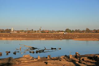 DRAINED ~ Lake Mulwala (3/3)