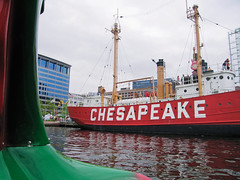 Chesapeake (fotofish64) Tags: lightship lv116 chesapeake boat museumship floatingmuseum word innerharbor baltimore maryland water city urban red color ship 1930 cloudy outdoor historical canonites canon s70 powershot